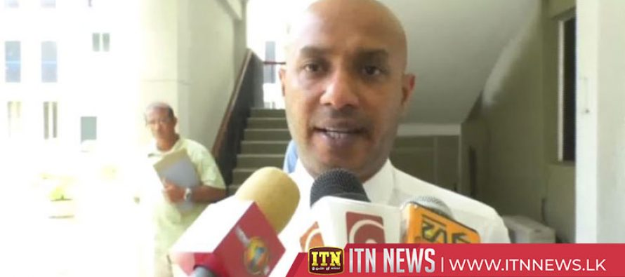 DumindaDissanayake appeared before the Presidential Commission to Investigate Corruption and Fraud