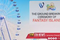Construction of the Fantasy Island Project launched