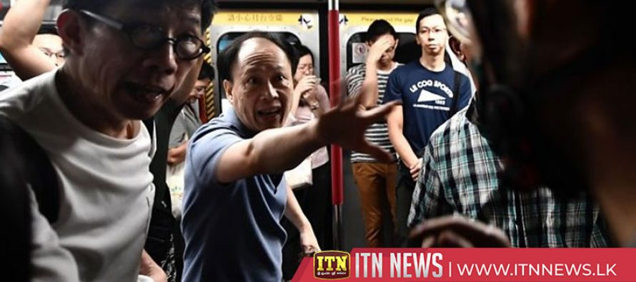 Hong Kong hit by transport chaos ahead of city-wide strike