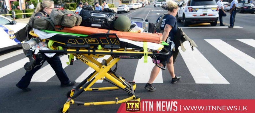 Six Philadelphia police officers shot in drug raid