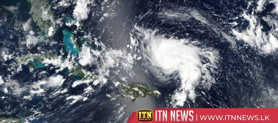 Hurricane Dorian hurls toward Bahamas