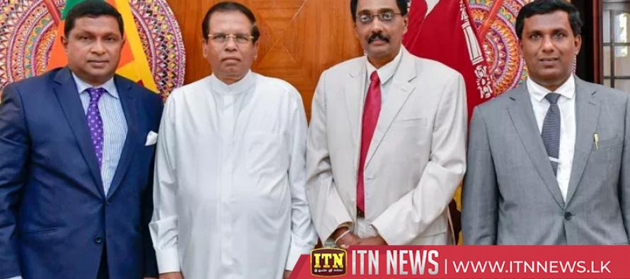 3 ஆளுநர்கள் மற்றும் ராஜாங்க அமைச்சர்கள் இருவர் சத்தியப்பிரமாணம்