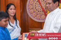இரண்டு இராணுவ வீரர்களுக்கு வீரோதார விபூஷன விருது