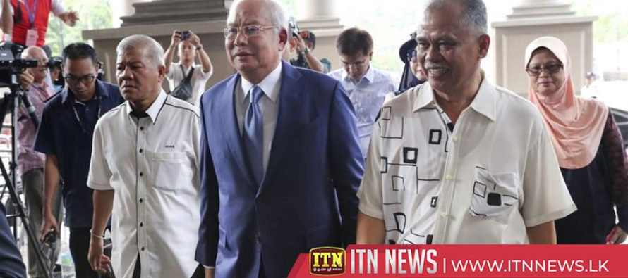 Malaysia's former PM faces biggest 1MDB trial