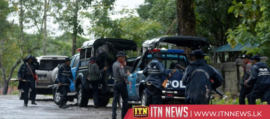 Insurgent attack in Myanmar leaves at least 15 dead, including police, soldiers