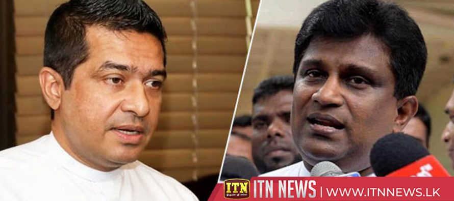 The UNP institutes disciplinary action on two Non Cabinet Ministers