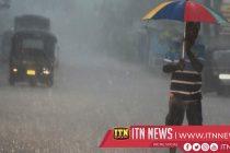 Northeast monsoon conditions are gradually establishing