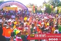 Children's Day commemorative function of ITN FM is at Maharagama National Youth Services Grounds tomorrow