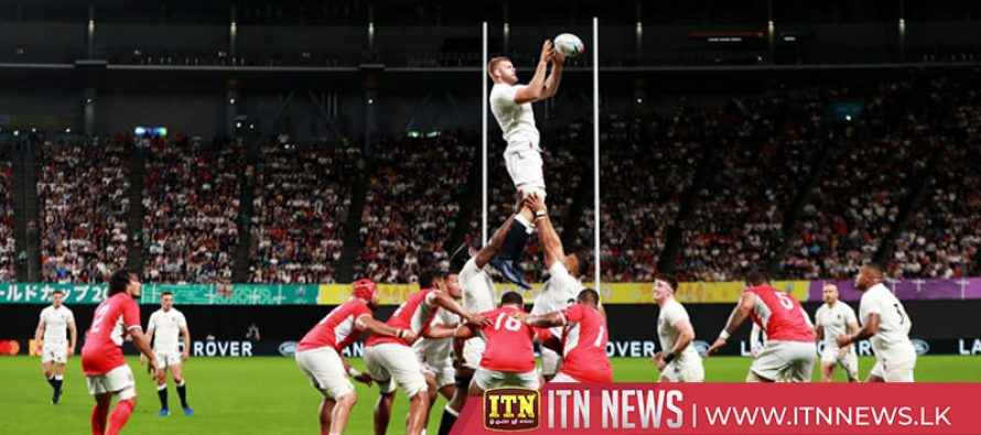 Tuilagi brace helps England to bonus-point win over Tonga
