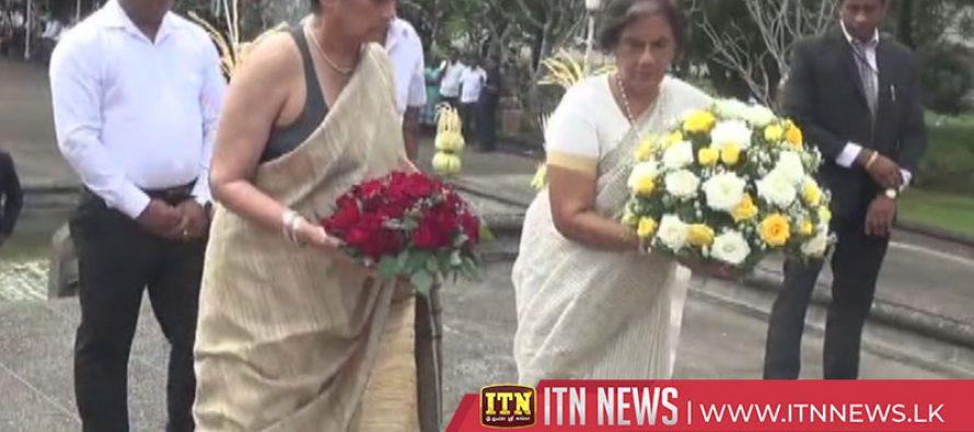 Bandaranaike commemoration held under the patronage of President