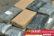 8 tons of cocaine captured by Colombian navy
