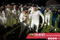Langer denies Australia mocked England's Leach in post match celebrations
