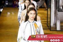 Burberry fashion show draws stars from Carla Bruni to Dua Lipa