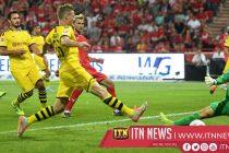 Union shock Dortmund 3-1 for first Bundesliga win