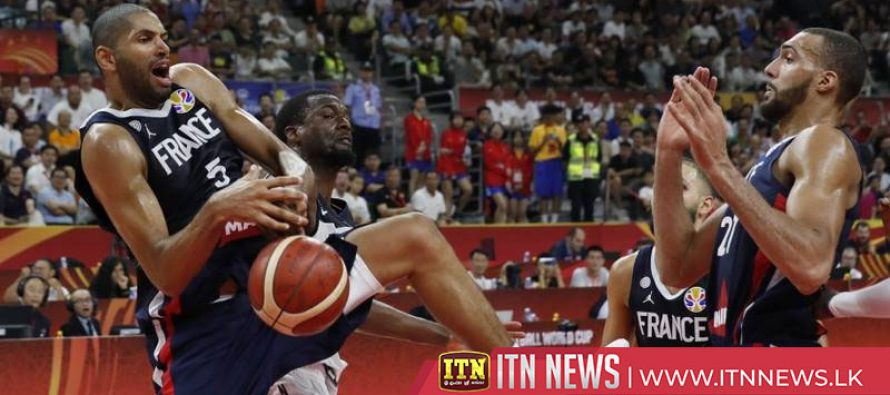 Basketball shocker as France knock U.S. out of World Cup