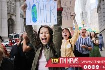 Marches worldwide against global warming