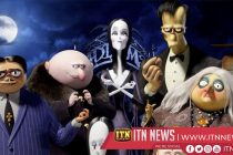 Upcoming American 3D animated comedy horror :The Addams Family