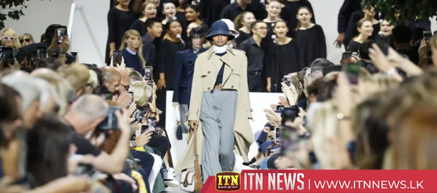 Michael Kors hopes to spark optimism with his spring 2020 collection