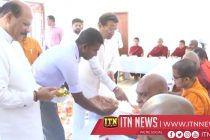 The President attends several programs in Polonnaruwa
