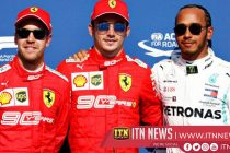 LeClerc on pole at Spa as Hamilton endures eventful day to take third