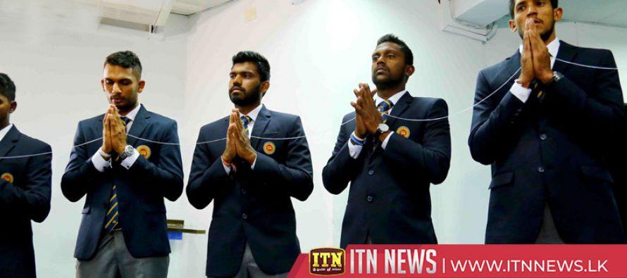 இலங்கை கிரிக்கட் அணி பாகிஸ்தாக்கு விஜயம்