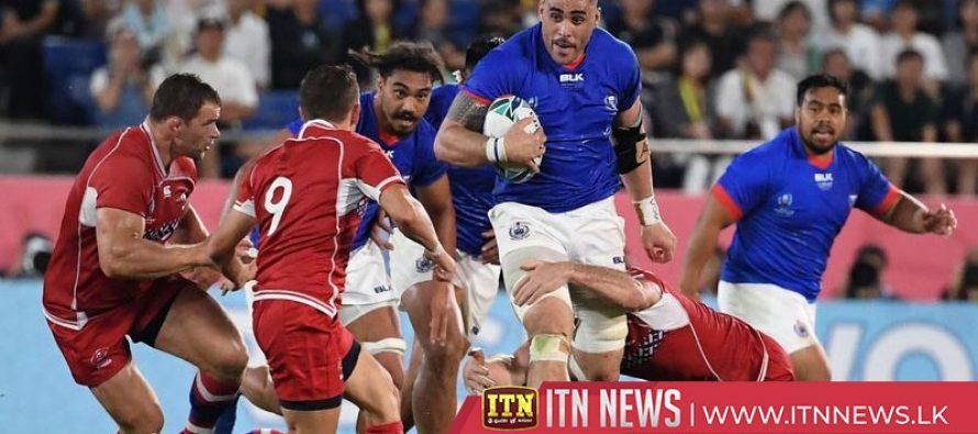 Samoa exploit tired Russians to secure bonus-point win
