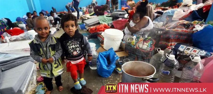 African refugees held in Libya to be evacuated to Rwanda: U.N.