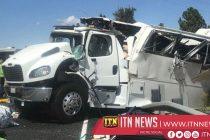 Utah tourist bus crash kills at least four, injures more