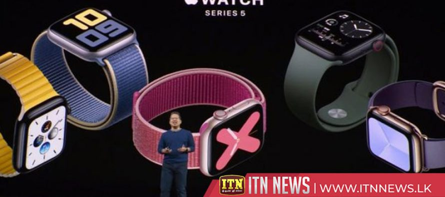 Apple's iPhone 11 Pro and 'always-on' Watch unveiled