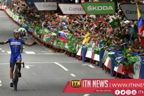 Gilbert wins rapid stage as Quintana rides into overall picture