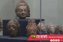 Afghan museum recreates Buddhist history, one broken piece at a time