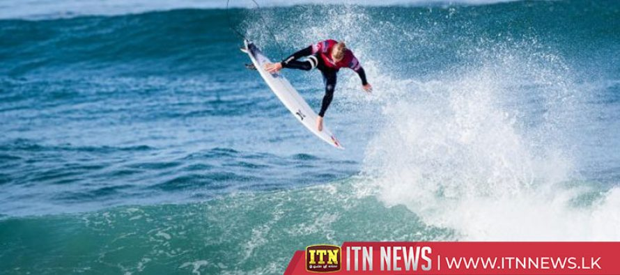 American surfer Kolohe Andino qualifies for Tokyo Olympics