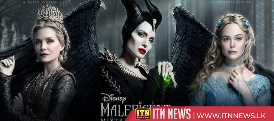 """Maleficent: Mistress of Evil"" scheduled to be released this month"