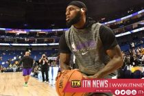 Lakers and Nets prepare for friendly in China