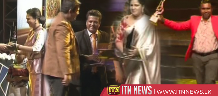ITN wins several awards at the Sumathi Awards Festival
