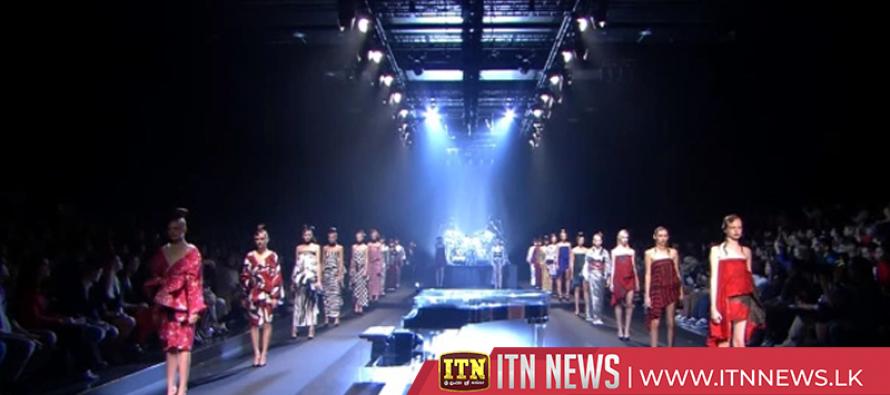 Tokyo Fashion Week kicks off with kimono-inspired show