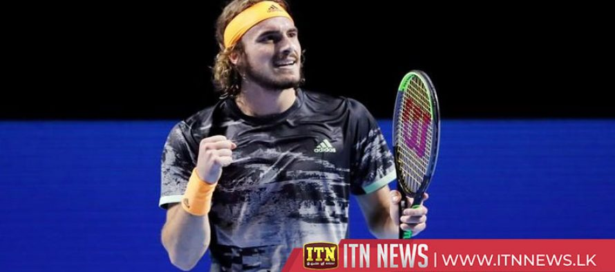 Tsitsipas prevails to set up Basel semi with Federer