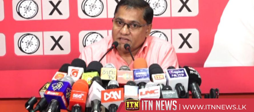 Vijitha Herath says SLFP and SLPP family administrations have joined hands
