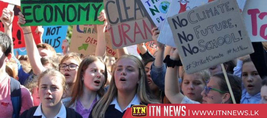 Climate change protesters hit London for sixth day of demonstrations