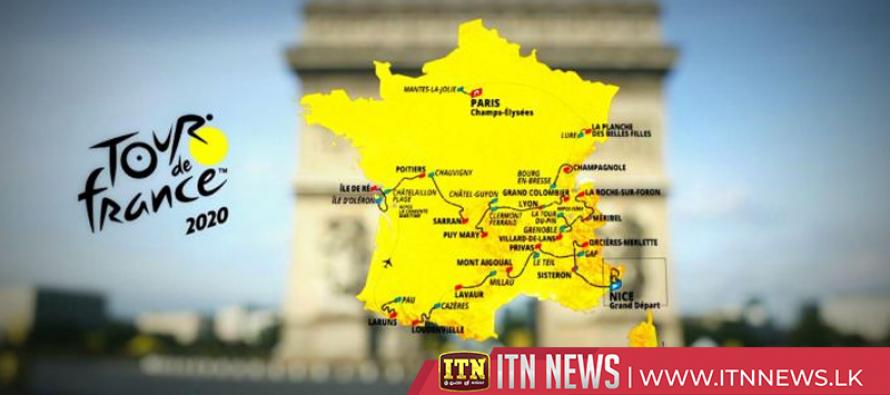 Advantage to climbers as 2020 Tour de France route revealed
