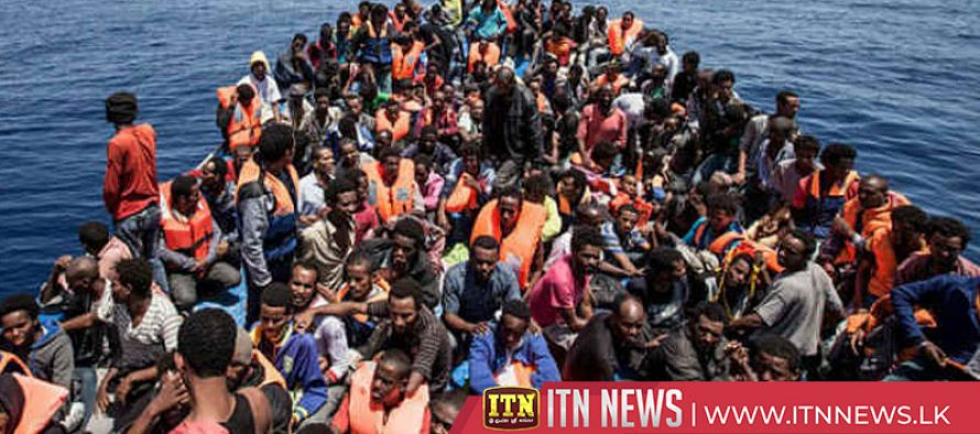 Migrant death toll in Mediterranean tops 1,000 for 6th year