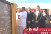 President launches a new agro-investment project