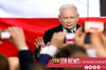 Exit poll results show Poland's governing Law and Justice party wins parliamentary election