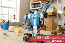 Robotics teacher inspires students to build Lego robo-arm