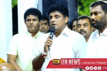 Presidential candidate Sajith Premadasa pledges to work for the betterment of the Buddha sasana