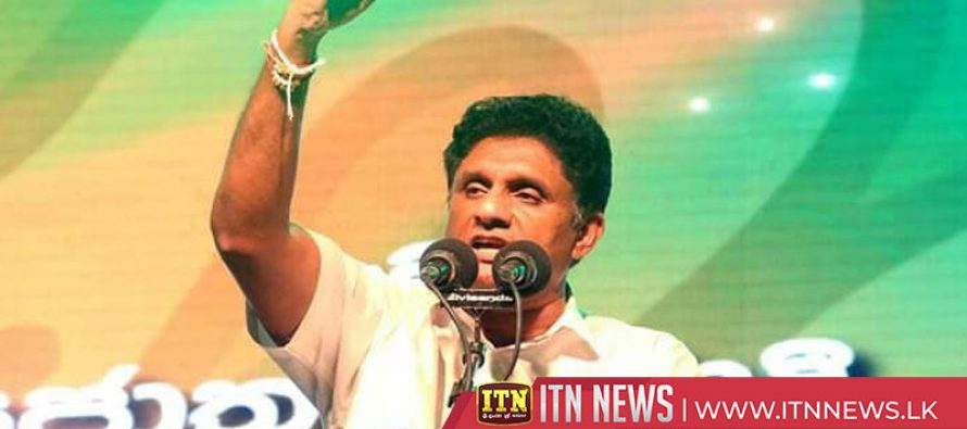 Sajith Premadasa pledges to build a strong country by giving priority to people's franchise