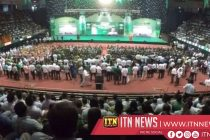 Sajith's name endorsed as the Presidential candidate at the Special UNP Convention