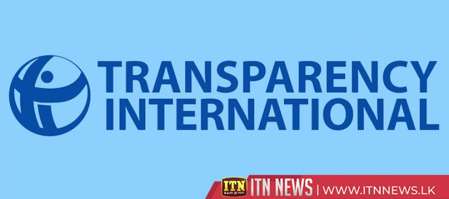 Transparency International refers to a decline in election complaints