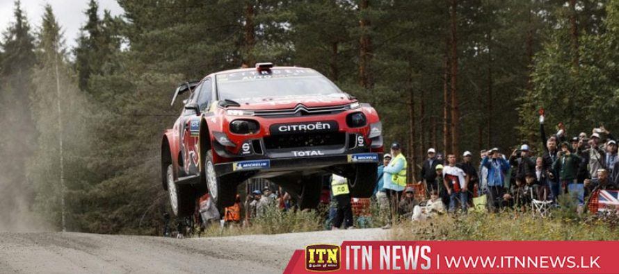 Citroen leaves world rally championship as Ogier exits