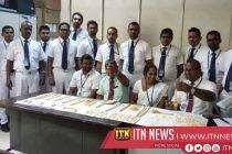 32 மில்லியன் ரூபா பெறுமதியான தங்க நகைகள் விமான நிலையத்தில் மீட்பு